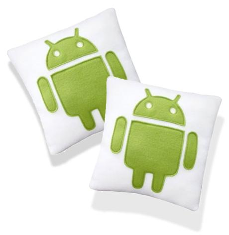 google android pillows image