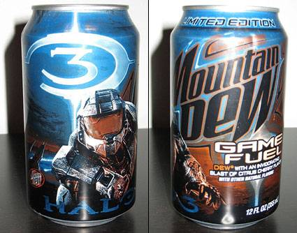 halo 3 energy drink 2