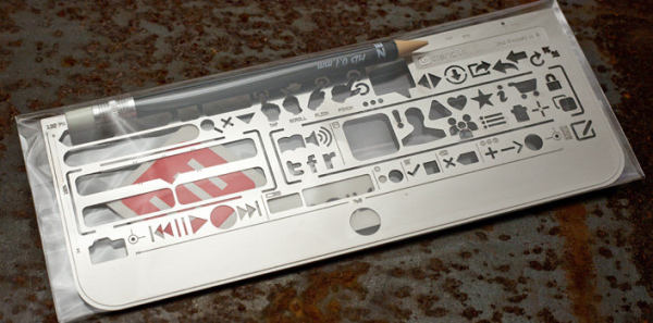 iPad stencil kit6