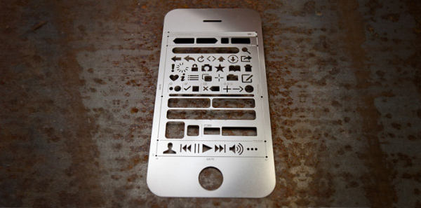 iPhone Stencil Kit 1
