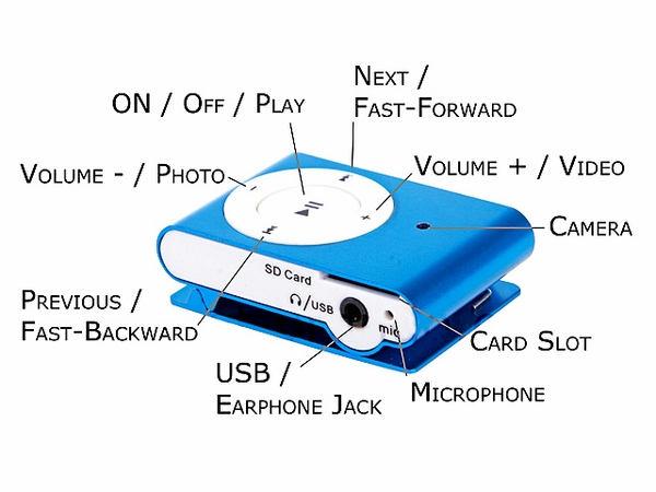 iPod Camera4