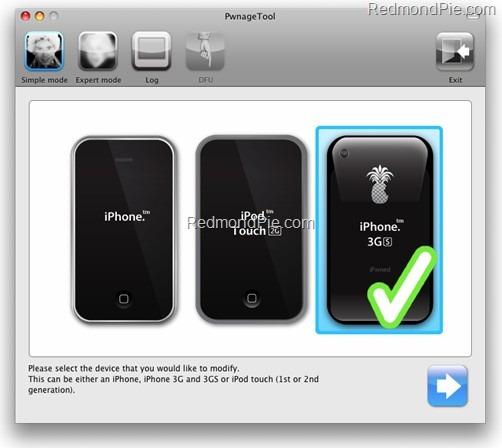 iphone 3gs ios4 jailbreak image