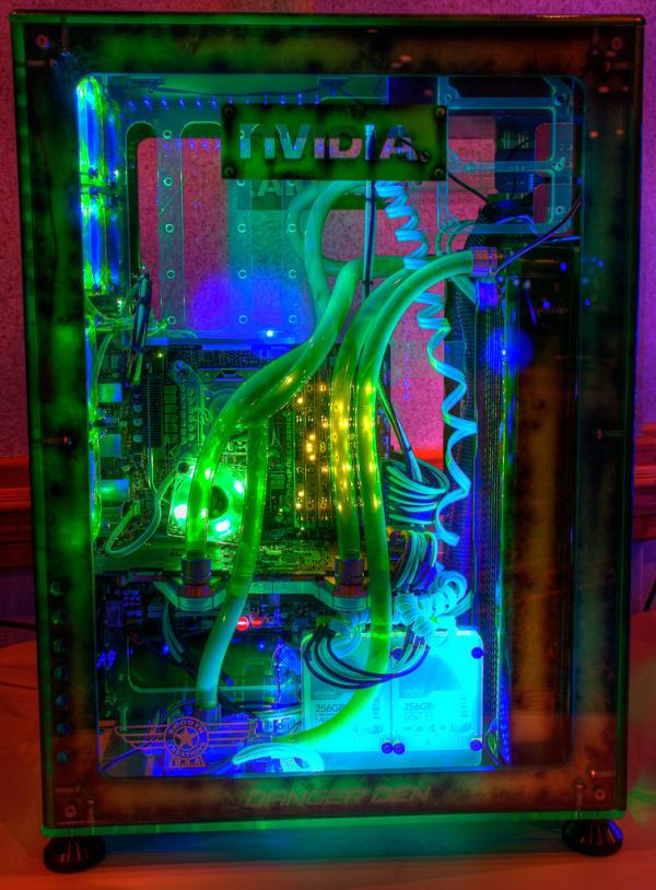 leukaemia ultimate gaming pc case mod 2