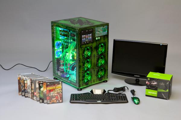 leukaemia ultimate gaming pc case mod 7