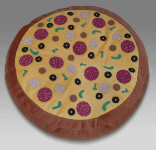 pizza pillow design image