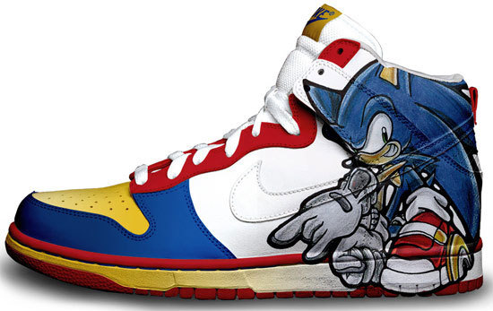 shoes-sonic