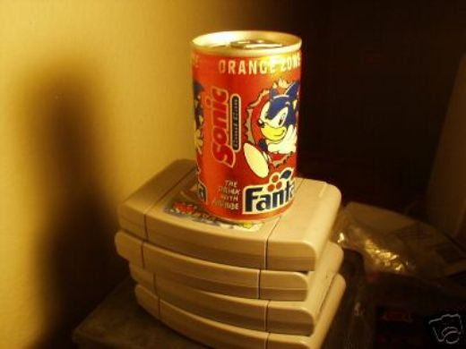sonic the hedgehog energy drink