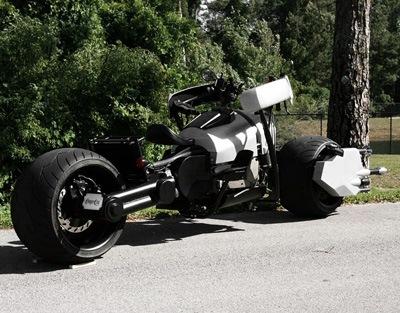 Bat Pod rear