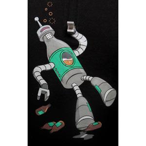 BeerBot Bottle Opening Shirt  logo