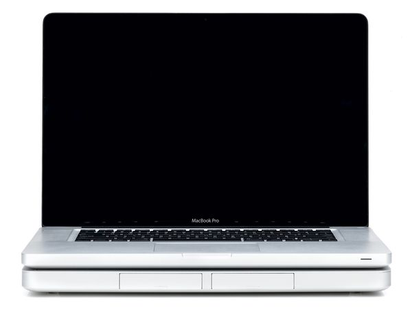 DeskBook pro with mac Notebook