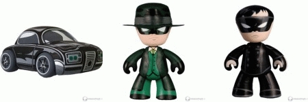 Don't Mez' With The Green Hornet (2)