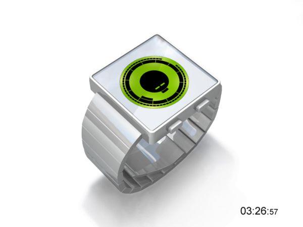 ECHO Watch Green color