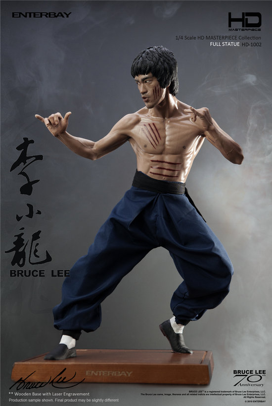 Enterbays Bruce Lee Figure