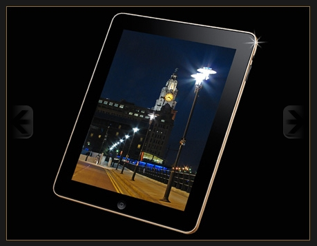 Gold ipad SUPREME Edition2
