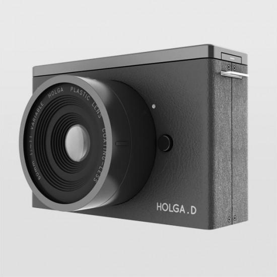 Holga D camera