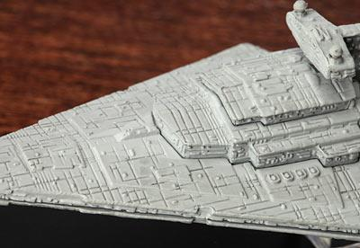 Mini Metal Version of Star War Ships 2