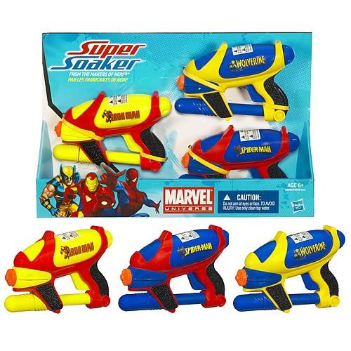 Super Soaker Marvel Water Blaster