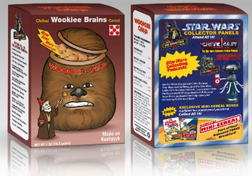 Wookiee Brain Cereal