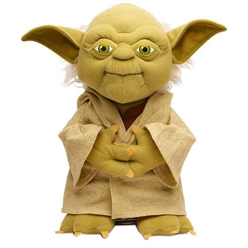 Yoda Talking Plush