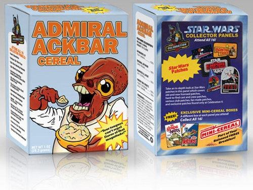 Ackbar Cereal