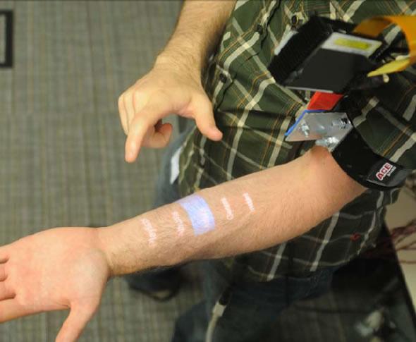 arm touchscreen 2x