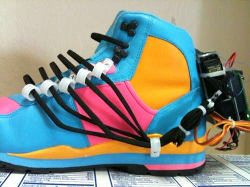 back to the future shoes hack