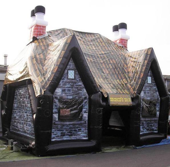 cool irish pub inflatable