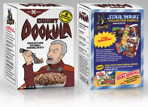 Count Dookula Cereal