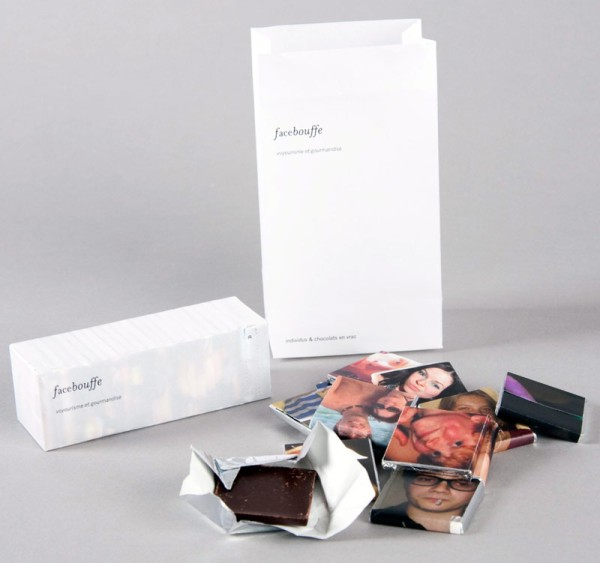 facebook chocolate concept