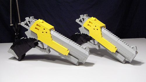 final fantasy tiny bees lego weapons