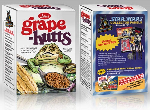 Grap Hutts Cereal