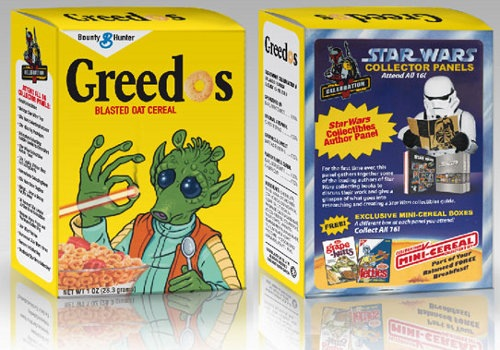 Greedo Cereal