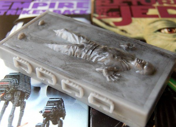 han solo frozen in carbonite soap design image
