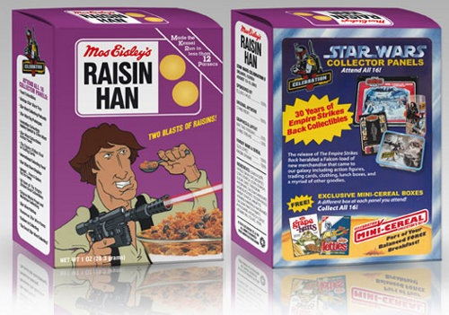Han Solo Cereal