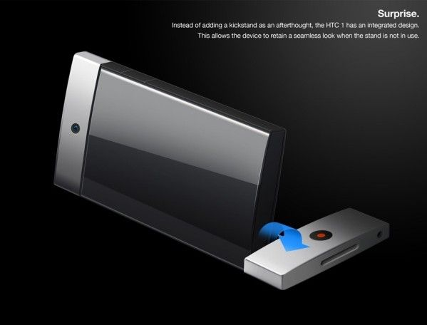 htc 1 smartphone touchscreen concept 2