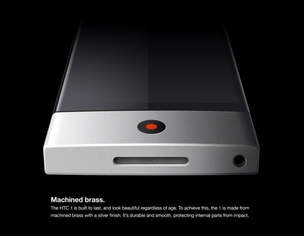 htc 1 smartphone touchscreen design 2