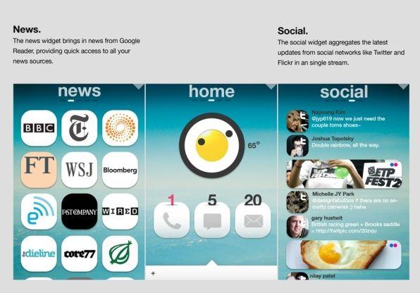 htc 1 touchscreen smartphone design