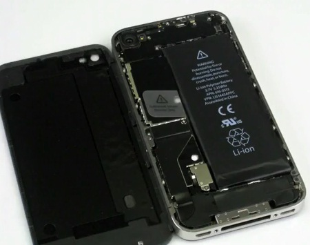 iphone 4 disassembly image