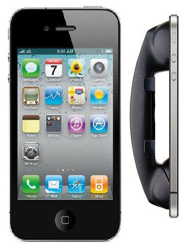 iphone 4 reception problem