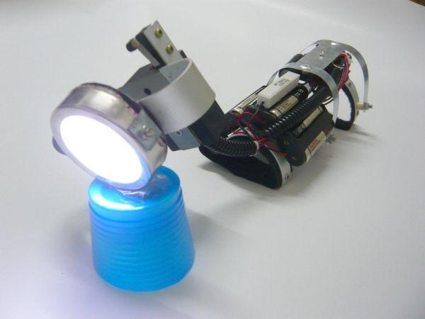 iron man hand light diy image