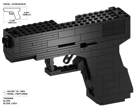 lego gun replicas 3