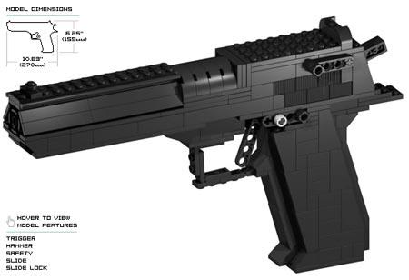 lego gun replicas 5