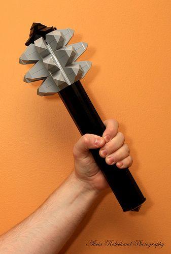 lego mace lego weapons