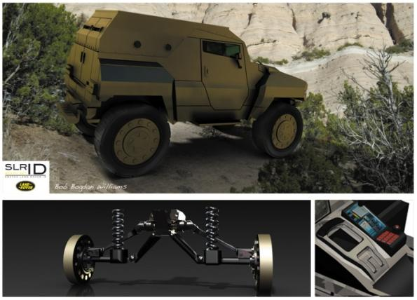 snatch land rover id mine ied protection vehicle 2