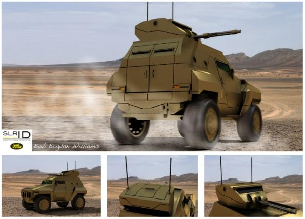 snatch land rover id mine ied protection vehicle 3