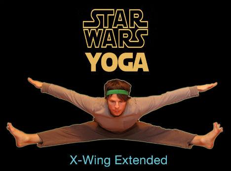 star wars yoga x wing