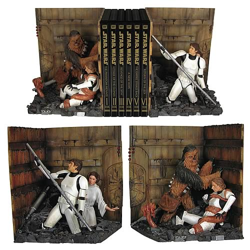 starwars bookends 1