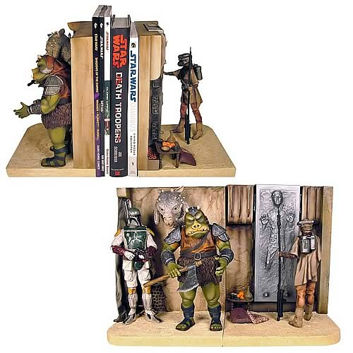 starwars jabba bookends 1