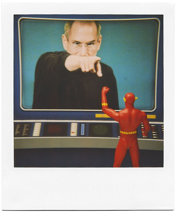 steve jobs vs the flash