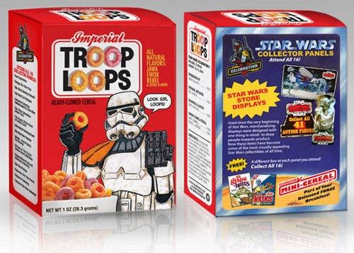 Storm Trooper Cereal